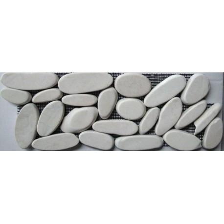 FRISE GALETS SLICED WHITE  10/30