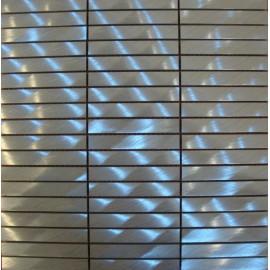 MOSAIQUES ALUMINIUM MASSIF  1,5/10/8 mm
